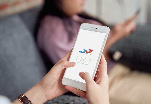 New JJ Foodservice app to meet online demand