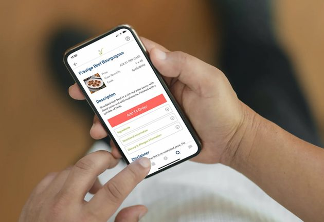 Birchall Foodservice launches e-comm platform